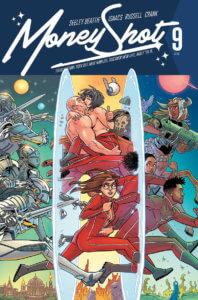 Money Shot #9 (Vault Comics, October 2020)