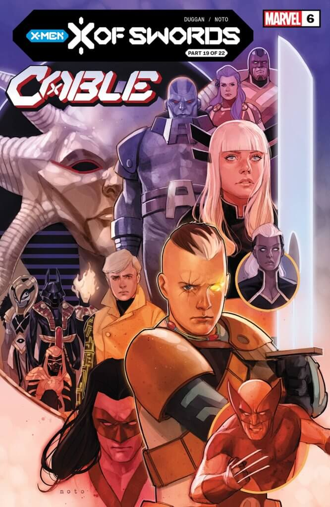 Cable #6 cover