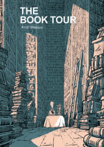 The Book Tour. IDW Publishing