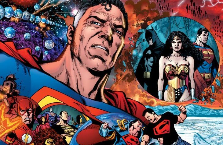 Infinite Crisis cast of characters