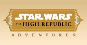 Star Wars: The High Republic Series Cover. IDW Publishing