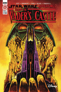 Shadow of Vader's Castle TPB. IDW Publishing