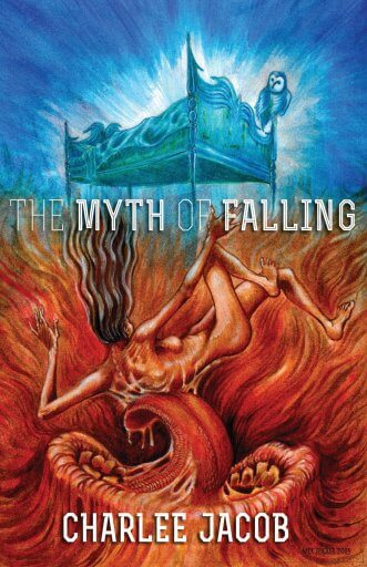 Cover of The Myth of Falling by Charlee Jacob.