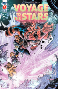 Voyage to the Stars #1. IDW Publishing