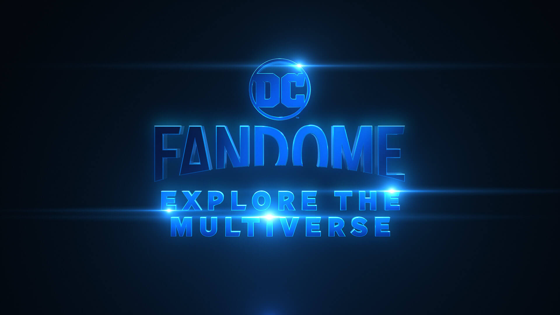 Image of DC FanDome Logo