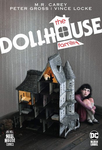 Cover of The Dollhouse Family collected edition