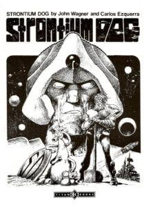Carlos Ezquerra's Johnny Alpha, Starlordebellion Publishing