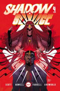 Shadow Service #4 (Vault Comics, November 2020)