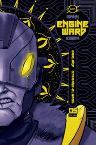 Engine Ward #5 (Vault Comics, November 2020)