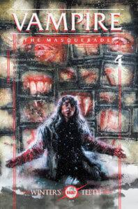 Vampire the Masquerade #4 (Vault Comics, November 2020)