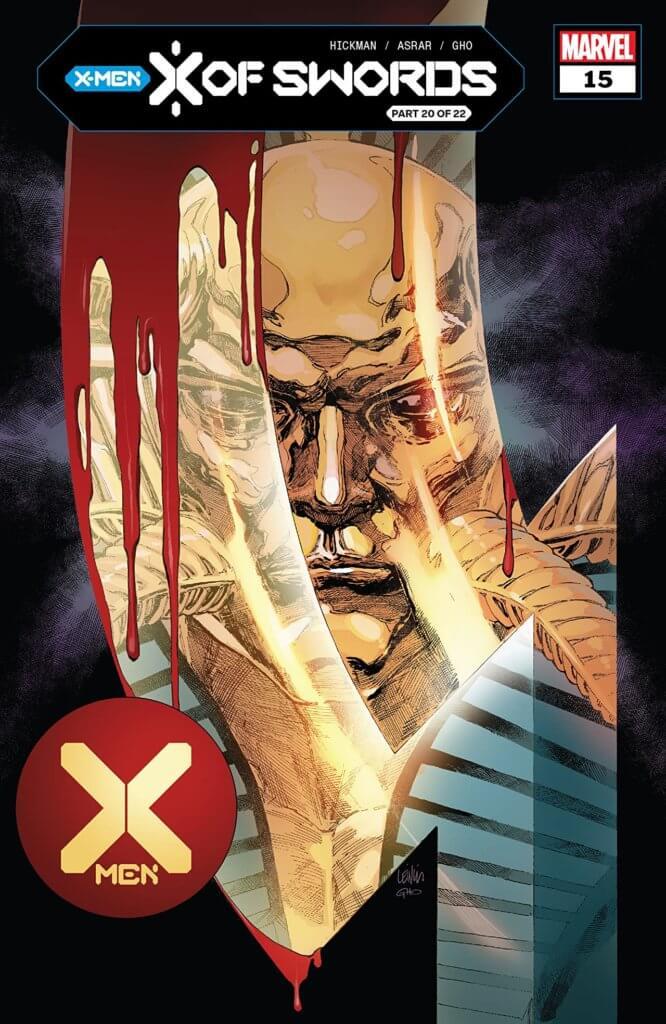 x-men 15 cover