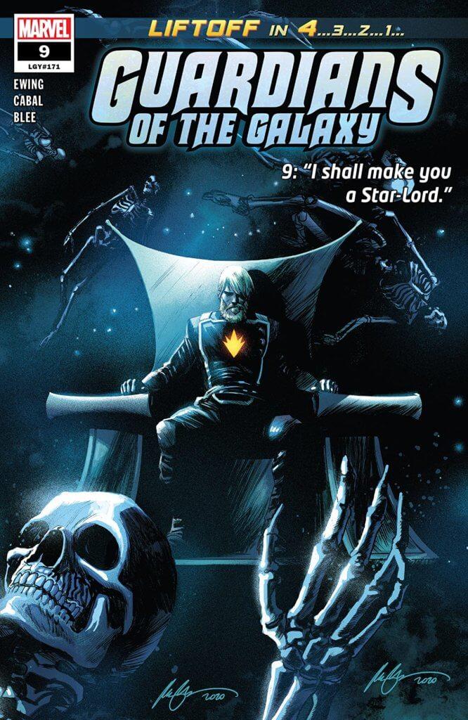 GOTG #9 Cover