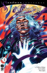 A hand reaching out to Ruin - Dreaming: Waking Hours #5 by Turrill