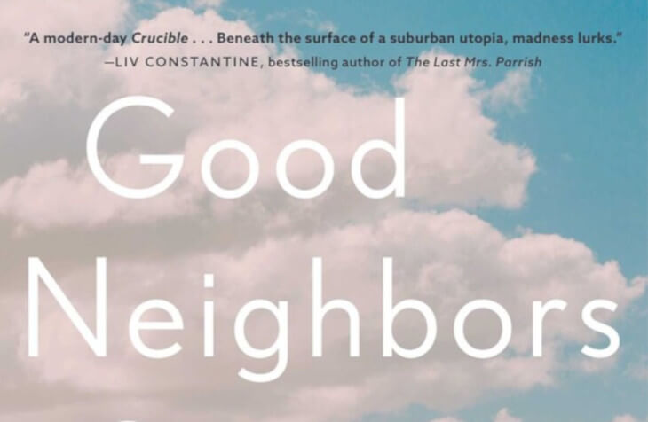Good Neighbors Sarah Langan (Writer) Atria Books February 2, 2021