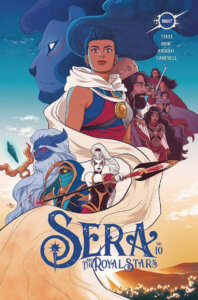 Cover of Sera and the Royal Stars