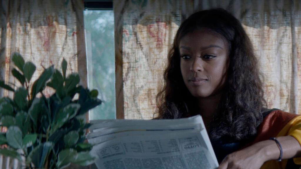 Javicia Leslie as Ryan Wilder in Season 2.