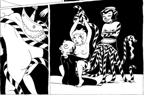 Flora, Anais, and Nian