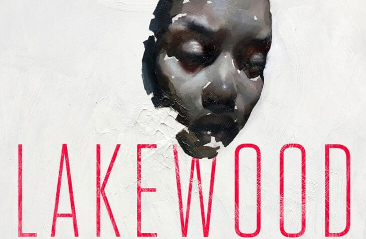 Detail from the cover of Lakewood by Megan Giddings