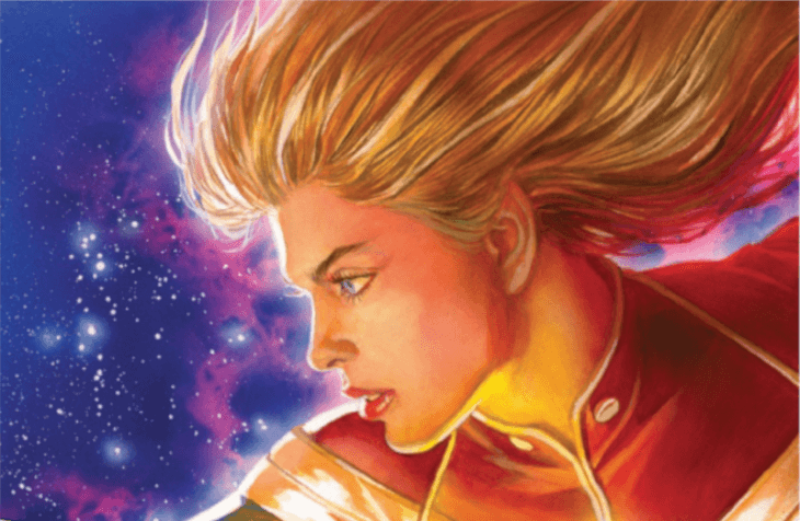 Captain Marvel: Marvels Snapshots #1
