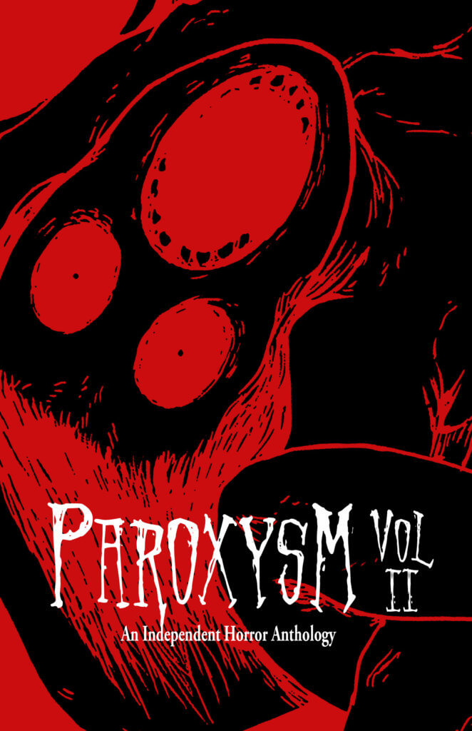 The cover of Paroxysm II