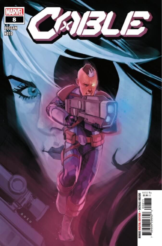 Cover of Cable #8