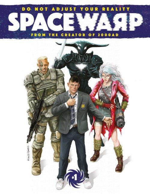 Spacewarp cover