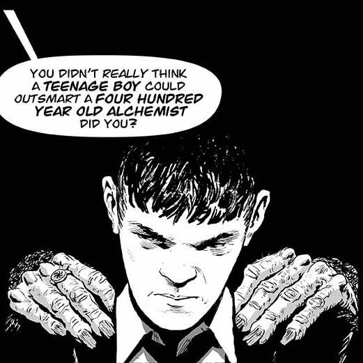 Panel from Fu-Tant