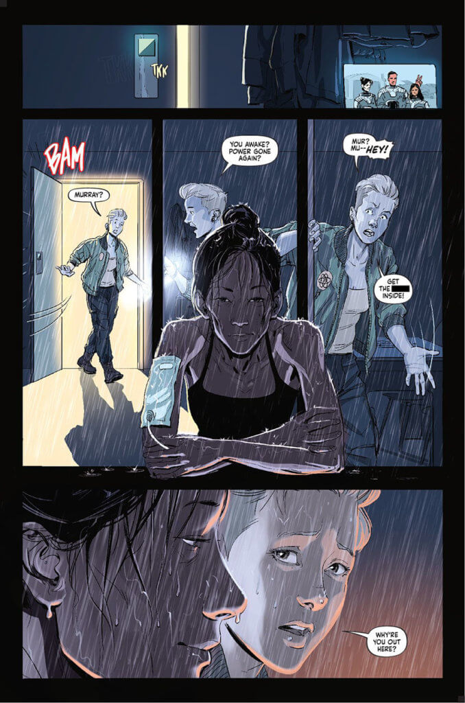 Interior images of Murray and Kay from FUTURE