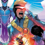 Children of the Atom #1 Vita Ayala (Writer), Bernard Chang (Artist), VC's Travis Lanham (Letters), Marcelo Maiolo (Colours) Marvel Comics March 10, 2021