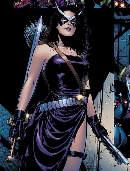 Kate Bishop in Avengers #1