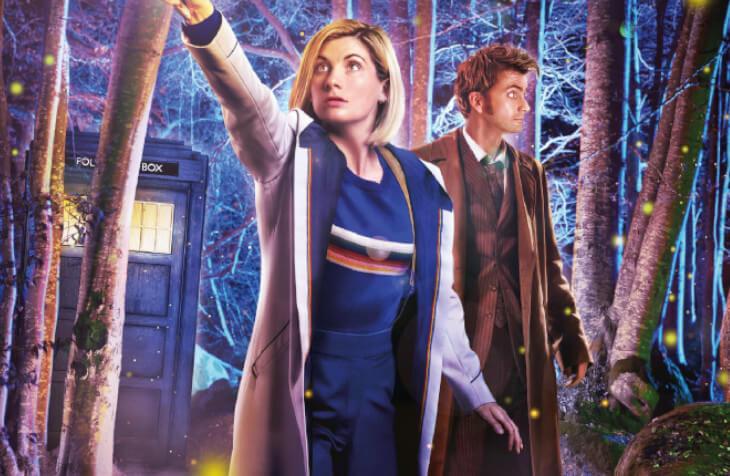 Doctor Who Comics Vol. 1: Alternating Current Enrica Eren Angiolini (Colours), Shari Chankhamma (Flatter), Comicraft's Sarah Hedrick (Letters), Jody Houser (Writer), Roberta Ingranata (Artist), Richard Starkings (Letters) Titan Comics, BBC May 12, 2021