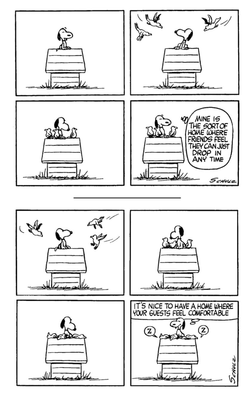 Snoopy, Come Home by Charles M. Schultz (Titan Comics)