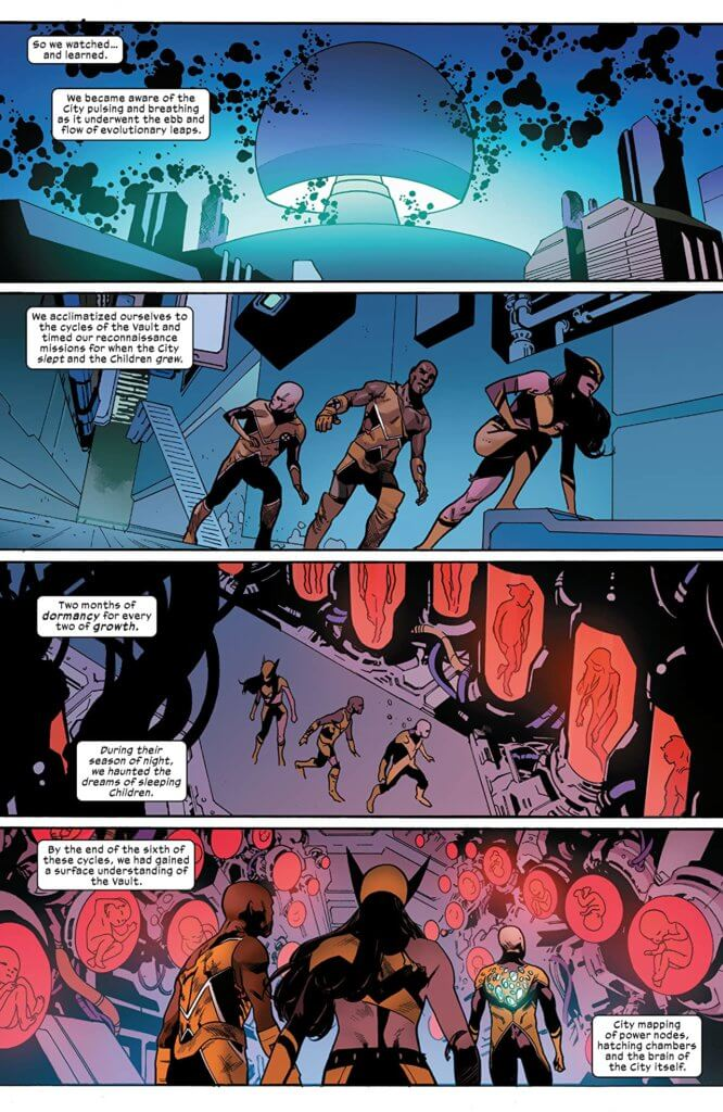 Page from X-Men #19