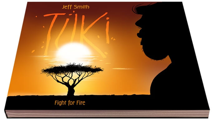 Cover of Tuki: Fight for Fire
