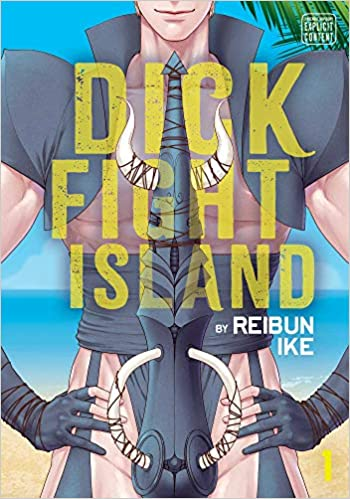 Cover of Dick Fight Island