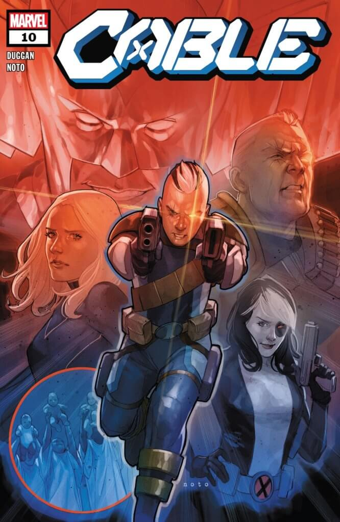 Cable #10 Cover
