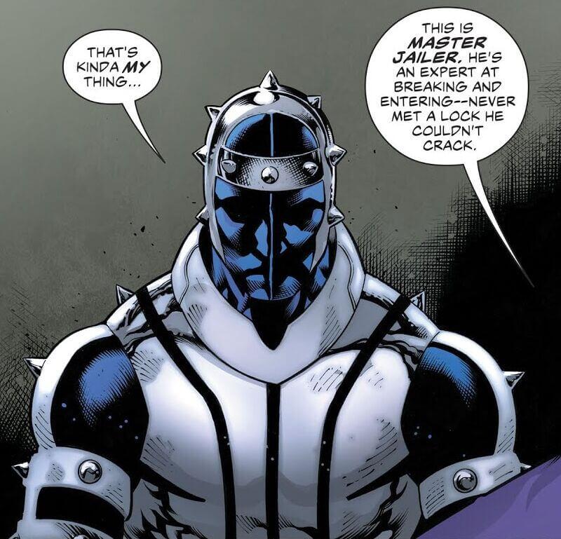 Prime Earth Master Jailer