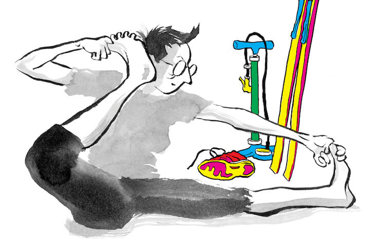 Feature Image The Secret to Superhuman Strength by Alison Bechel from Houghton Mifflin Harcourt