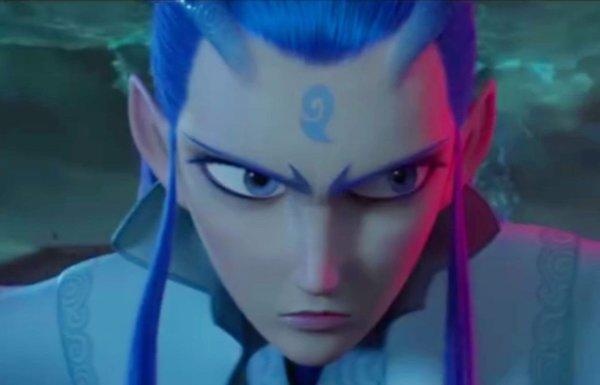 Ao Bing, as seen in the 2019 Nezha