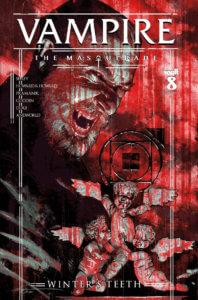 Cover of Vampire: The Masquerade (Vault Comics, May 2021)