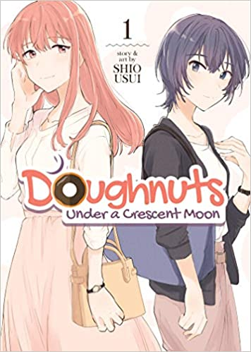 Cover of Doughnuts under a Crescent Moon, volume 1