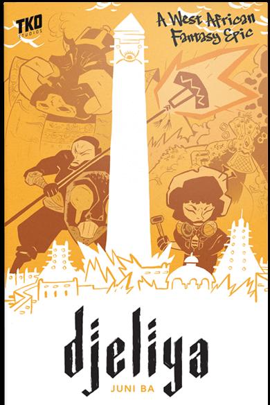 Cover of Djeliyah