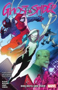 Ghost-Spider Volume 1 cover.