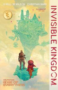 Invisible Kingdom Volume 2 cover