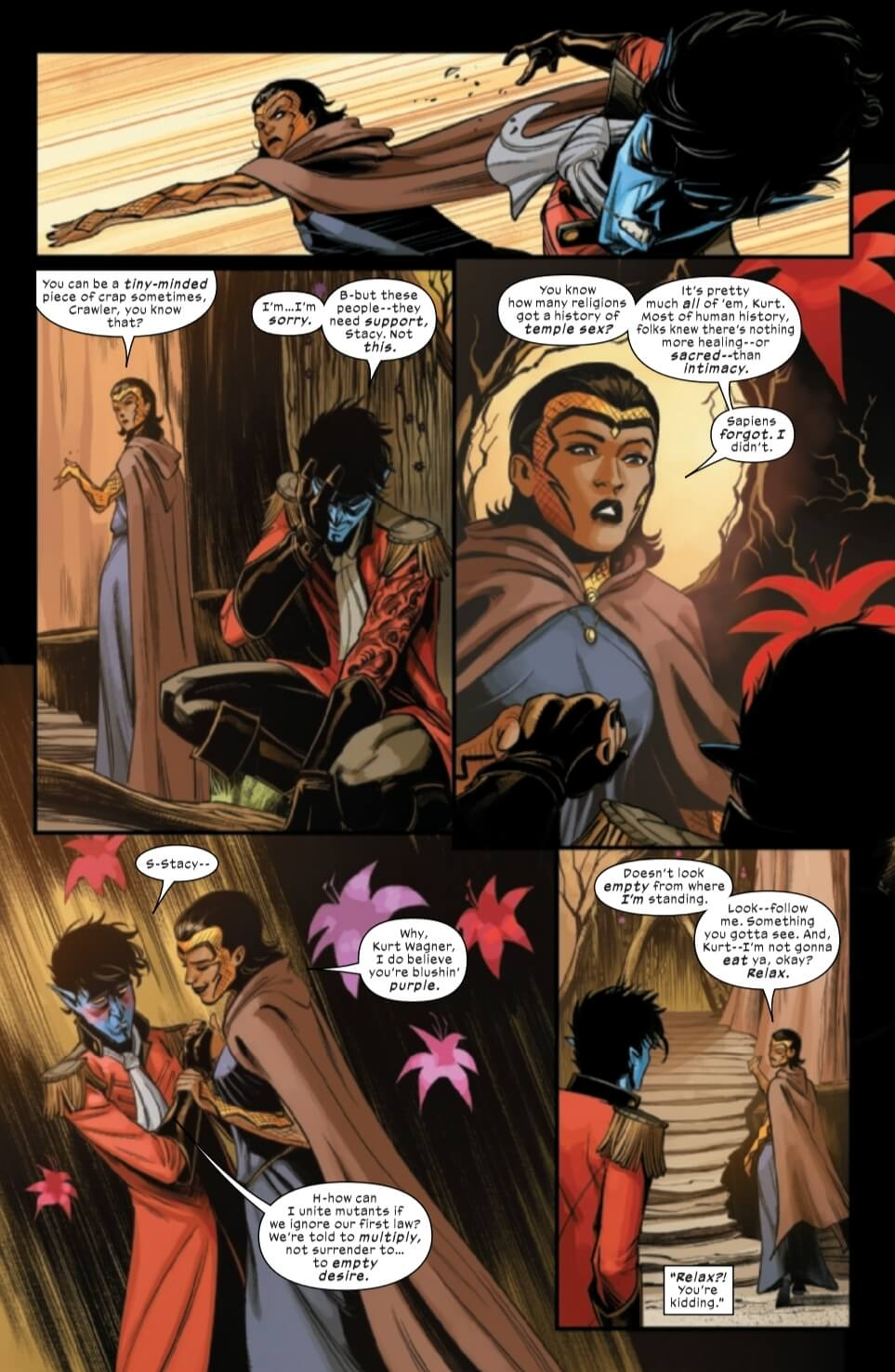 Way of X #3 - Spurrier, Quinn, Tartaglia, Cowles - Marvel Comics June 23rd, 2021