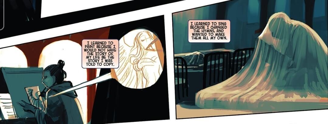 Angela: Queen of Hel #3 - Bennett, Hans, Cowles - Marvel Comics, 2015