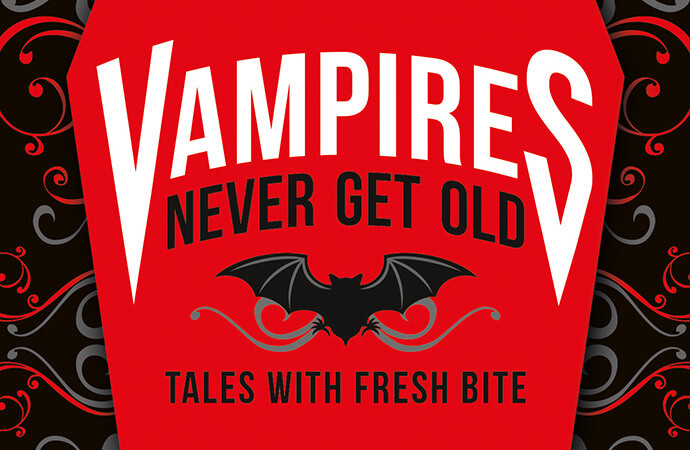 Vampires Never Get Old UK cover