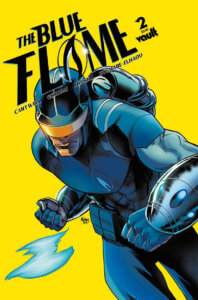 Cover of Blue Flame #2