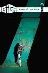 Cover of Giga #4 (Vault Comics, June 2021)