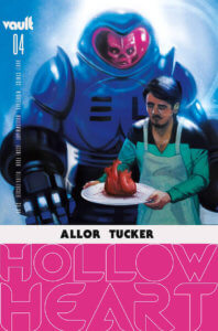 Cover of Hollow Heart #4